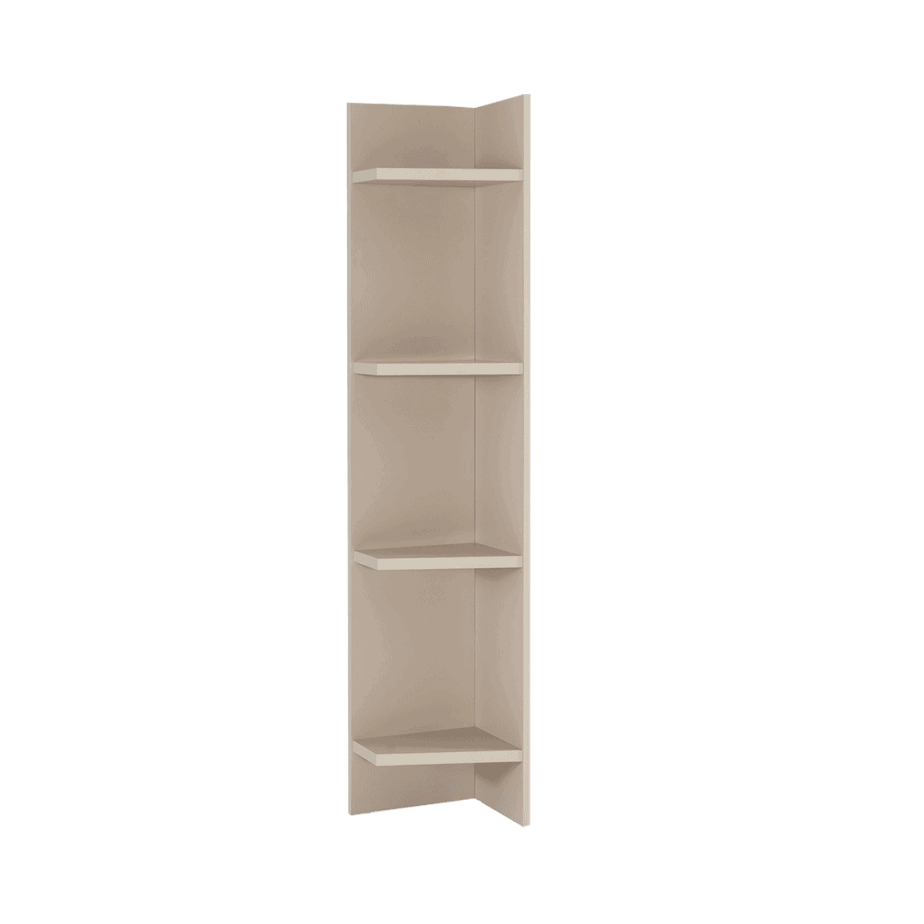 4 etageres multiples couleur du cadre exterieur