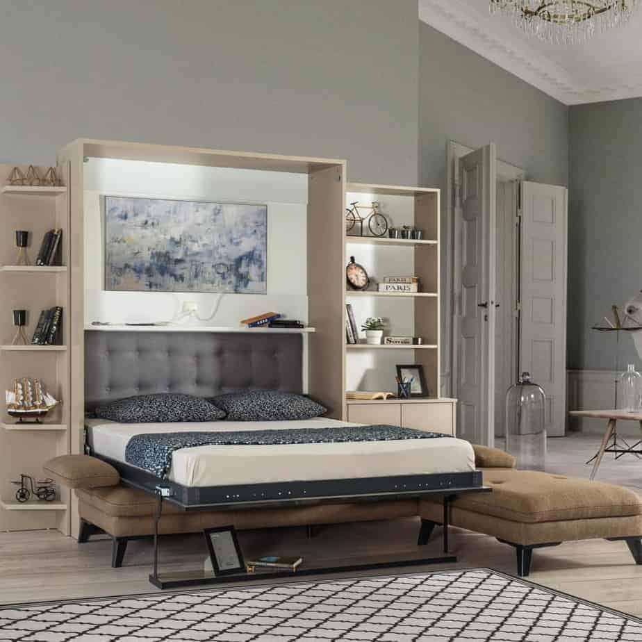 avantages du lit escamotable XL 2 places