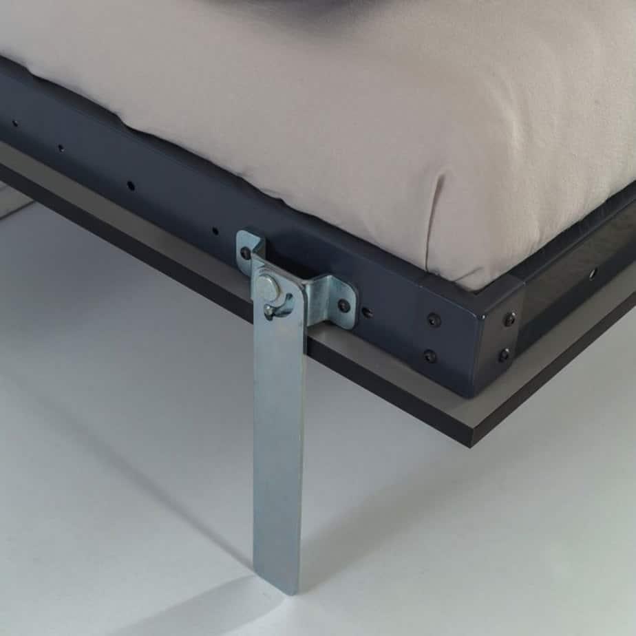 Armoire lit escamotable vertical 1 place coin du lit 2 1