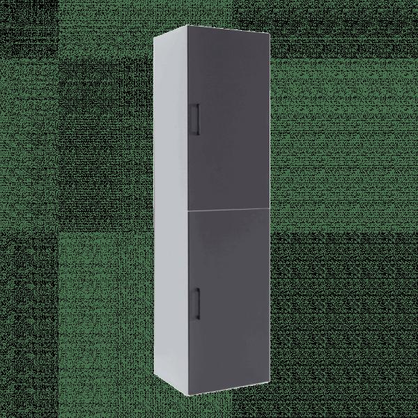 armoire colonne verticale 2 portes battantes