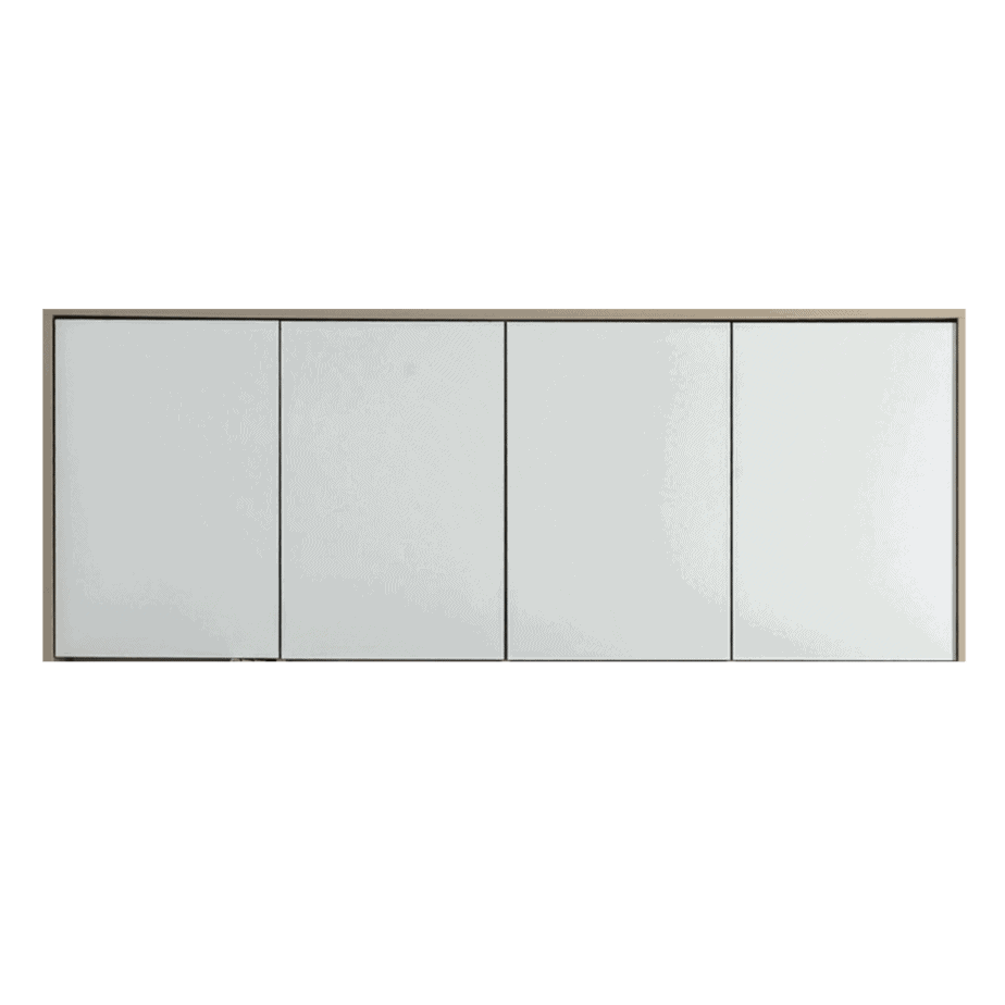 armoire sur meuble horizontale