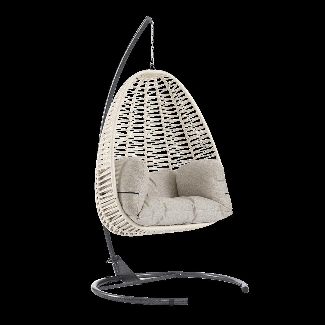 fauteuil suspendu Cocon vue