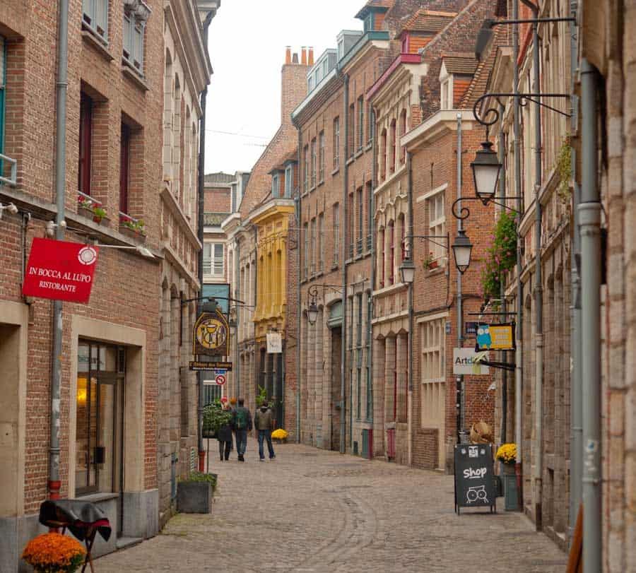 ville de Lille, lit escamotable Lille