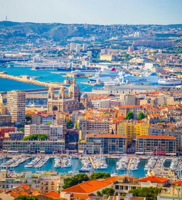 Lit escamotable à Marseille