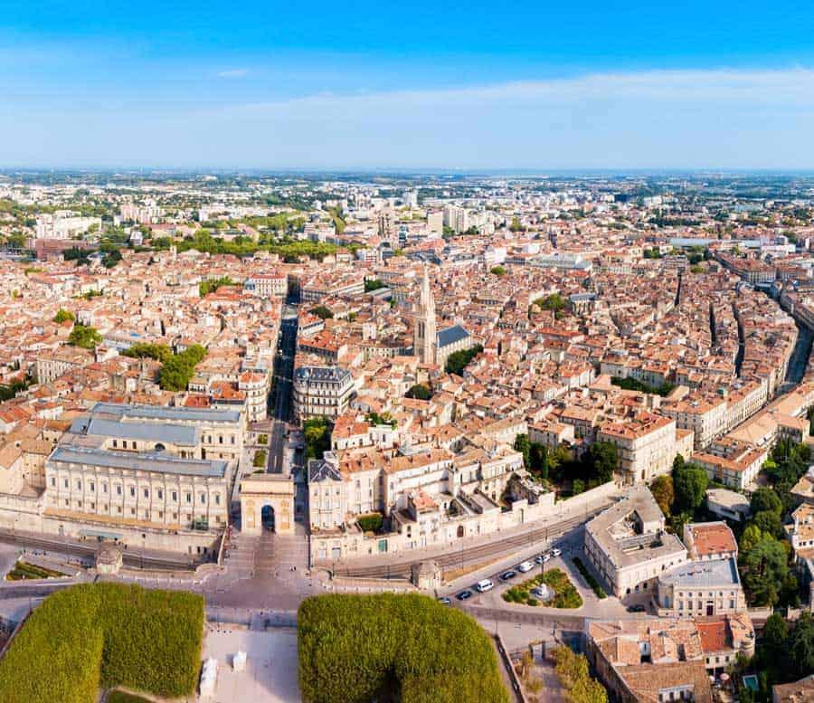 Lit escamotable Montpellier, ville de montpellier
